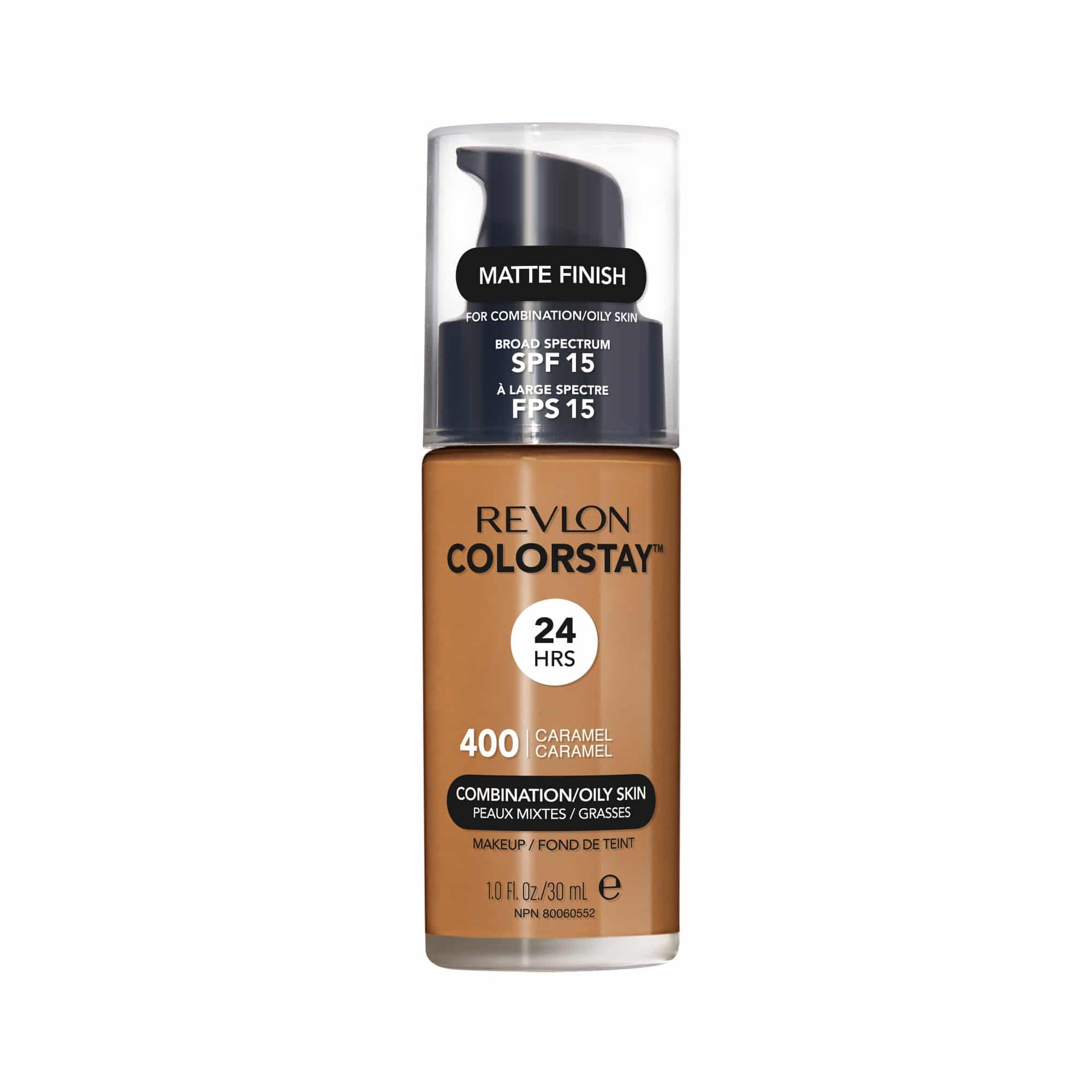 Revlon Colorstay Liquid Foundation Combination Oily Skin Spf 15 Evoke Grenada